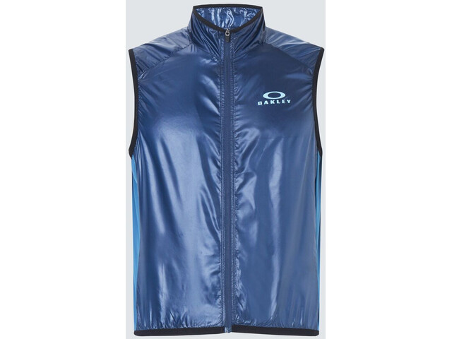 Oakley Packable Vest 2.0 Hombre, black iris